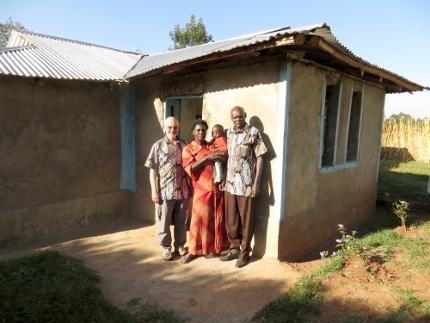 Pastor Johnstone's house