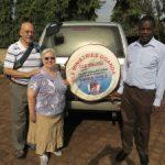SEE Ministries SUV