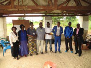Shiloh Hands of Hope Pastors