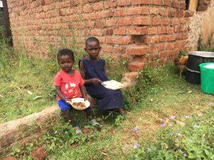 Lunch in Tongaren