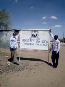 Lodwar school