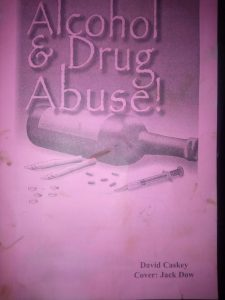 Cover of addiction recovery document