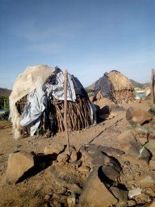 Lodwar huts